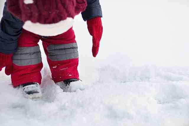 Lorsque vous avez froid, cela vous fait-il perdre du poids?